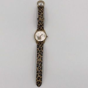 Betsey Johnson Accessories - Betsy Johnson watch